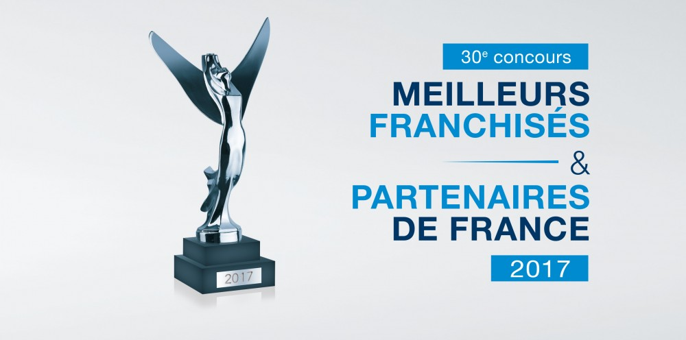 30e troph es meilleurs franchis s et partenaires de france 2017 publi par iref for Meilleurs cuisinistes france