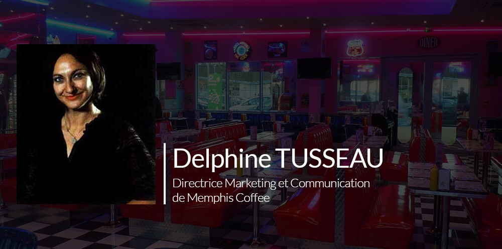 Entretien Avec Delphine TUSSEAU Directrice Marketing Et Communication De Memphis Coffee Par MEDIACOM