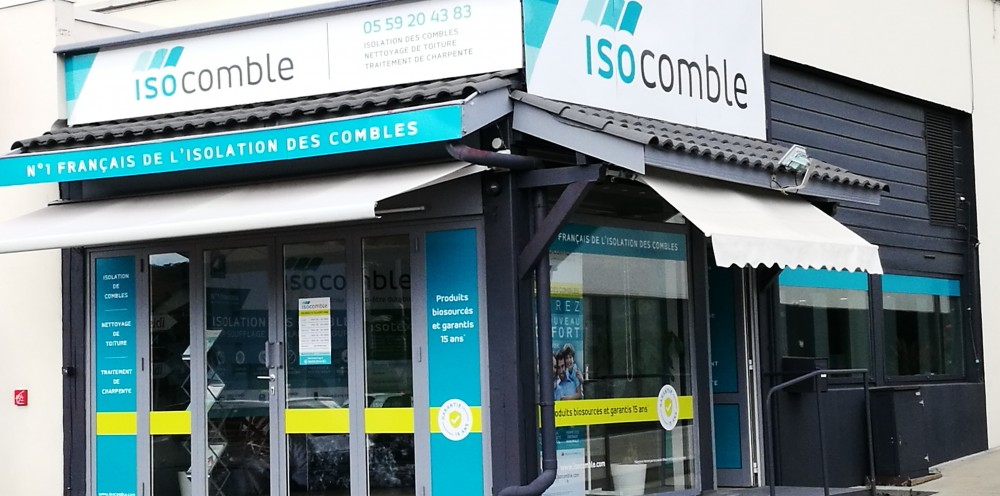 ISOcomble s'implante à Anglet