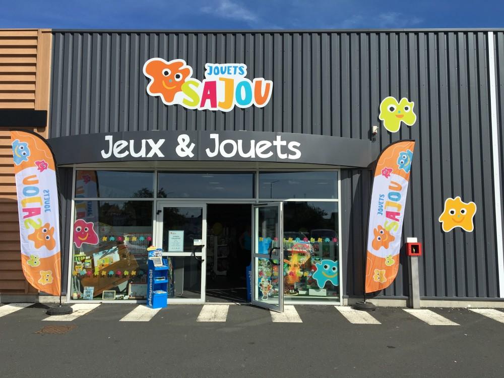franchise jouets sajou devenir franchis jouets sajou vente de jeux et de jouets. Black Bedroom Furniture Sets. Home Design Ideas