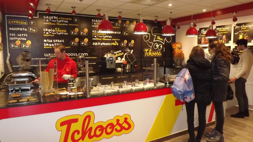 Tchoos gauffres franchise
