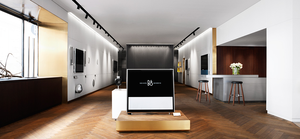 bang olufsen au salon franchise expo paris 2016 hello franchise. Black Bedroom Furniture Sets. Home Design Ideas