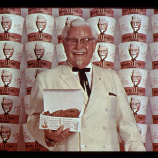 KFC histoire