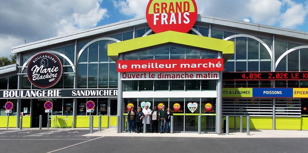 Le Grand Restaurant Fonde En