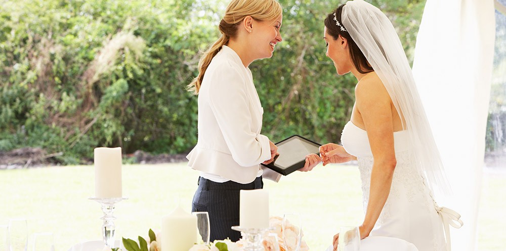 Franchise Wedding Planner
