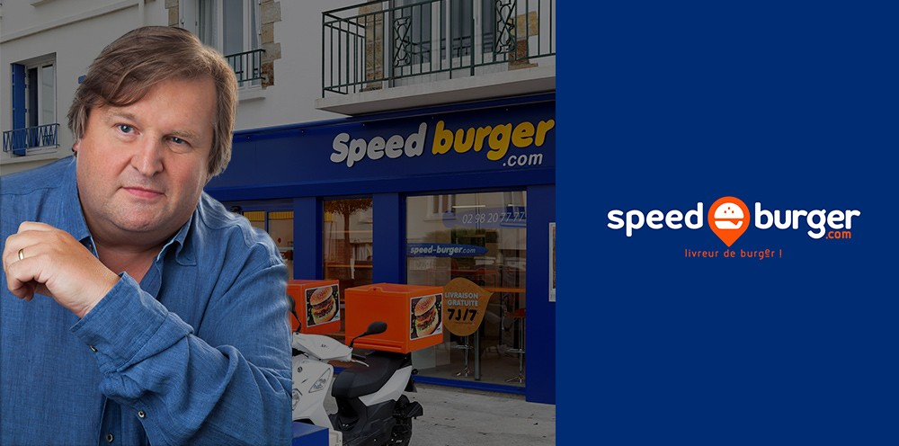 Interview De  Bruno Bourrigault, Gérant Du Réseau Speed Burger