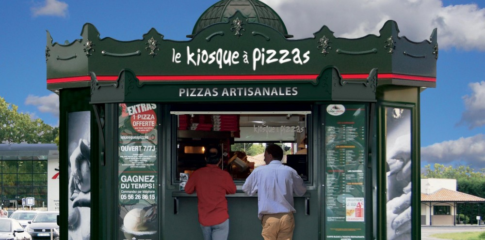 Interview De Bruno COURCELLAS, PDG Du Réseau Le Kiosque à Pizza
