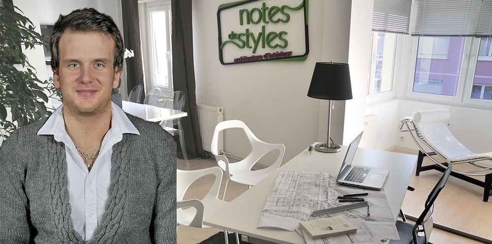 interview de j r my herard fondateur et g rant de notes de styles hello franchise. Black Bedroom Furniture Sets. Home Design Ideas