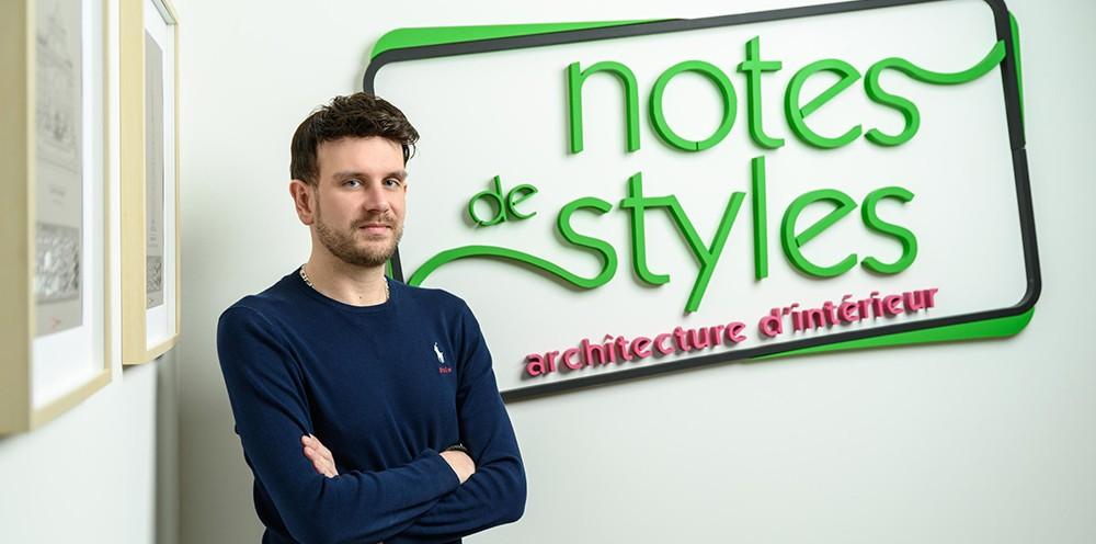 Interview de j r my herard fondateur et g rant de notes for Note honoraire particulier