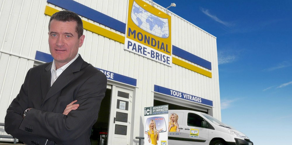 Interview De Marc Novick Directeur Marketing Chez Mondial PARE-BRISE