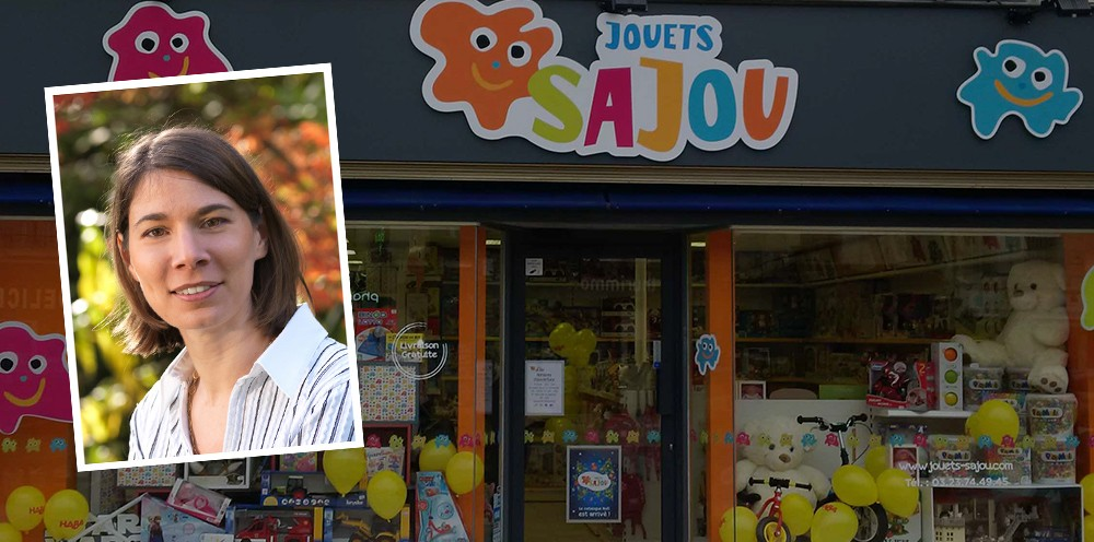 Interview De Séverine Hostyn, Directrice Marketing Chez Jouets Sajou