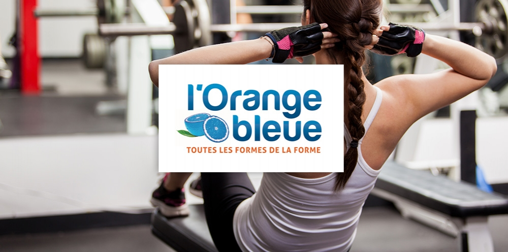 L'Orange Bleue Numéro 1 Du Fitness En France, Sera Présent Au Salon Franchise Expo 2016