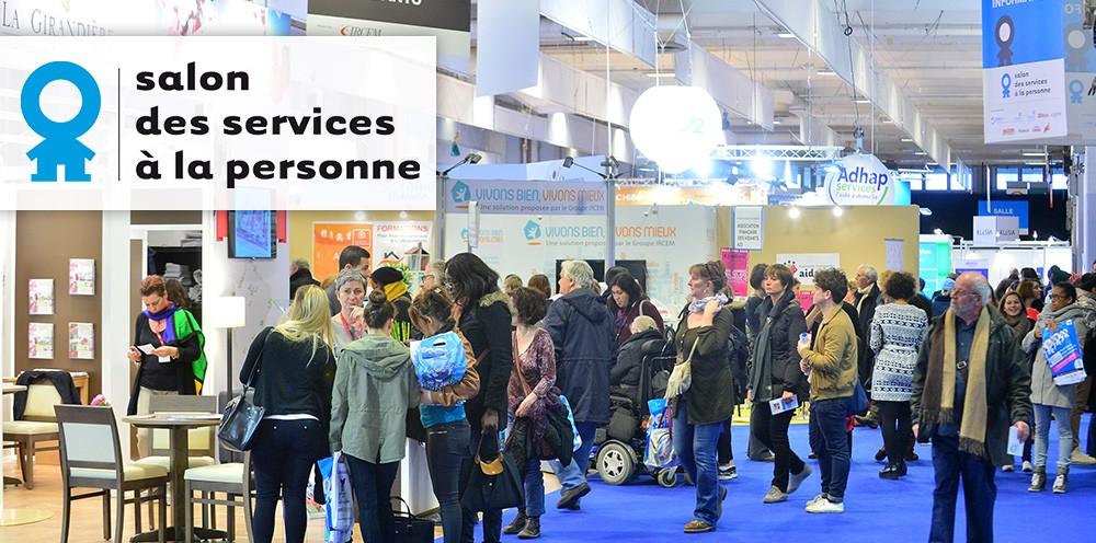 La 10e dition du salon des services la personne se for Les salons porte de versailles 2016