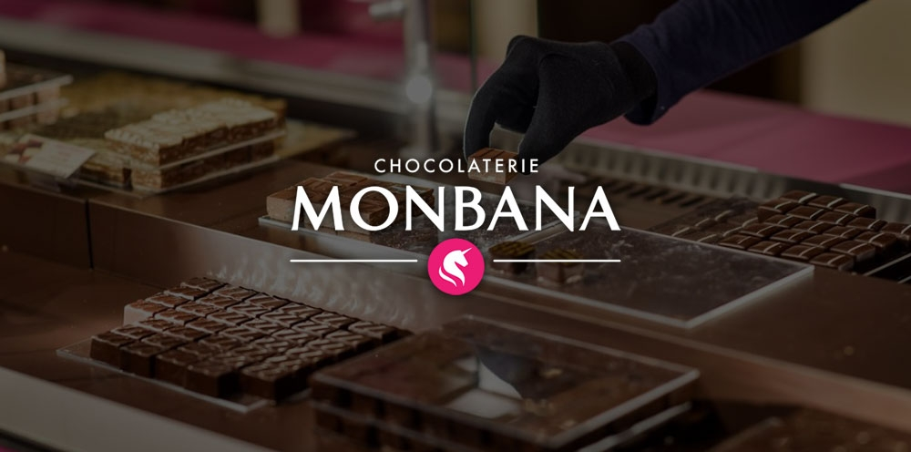 La chocolaterie Monbana sera présente au salon Franchise Expo Paris