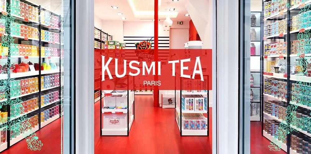 La franchise Kusmi Tea en quête de commerçants pour ouvrir des franchises e68eb2281a02