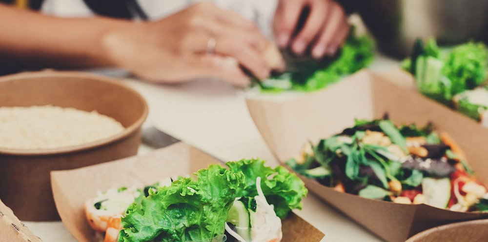 Les Franchises De Restauration Rapide Et Saine, La Healthy Food