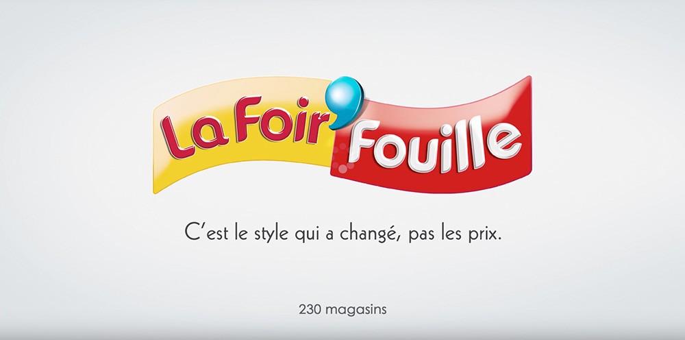Les magasins la foir 39 fouille lancent une nouvelle campagne for Miroir la foir fouille