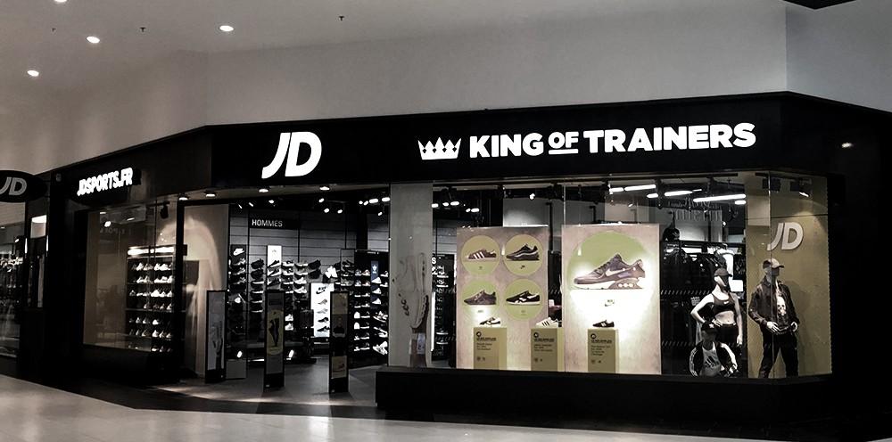 Ouvrir une franchise JD Sport Hello Franchise