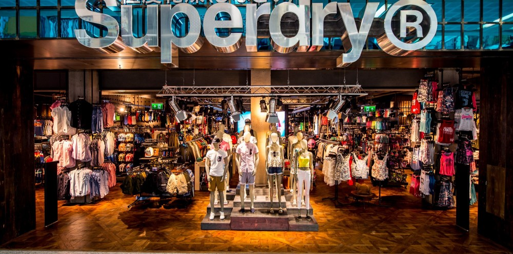 Ouvrir une franchise Superdry